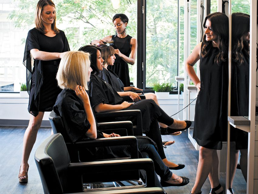 Boston Hair Salons